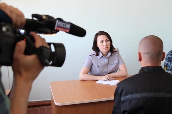 Журналистам рассказали о службе финансовых подразделений уголовно-исполнительной системы.