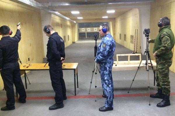 Сотрудник УФСИН занял третье место в соревнованиях по стрельбе из пистолета Макарова