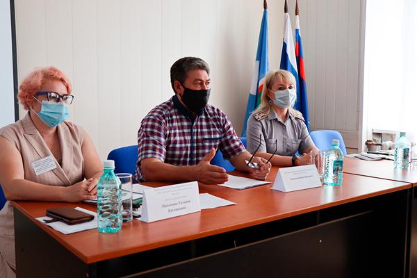 В уголовно-исполнительной инспекции УФСИН состоялся «Родительский день»