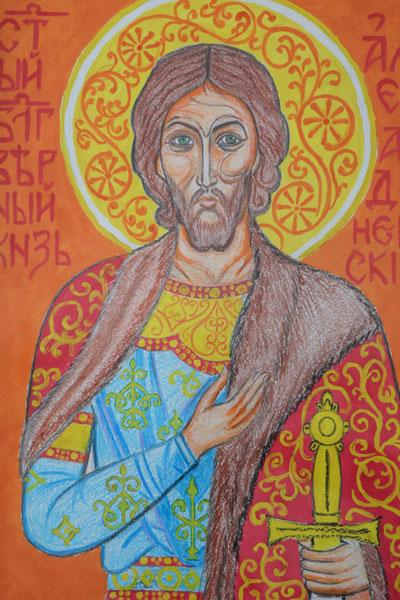 В УФСИН проведен конкурс православной иконописи среди осужденных