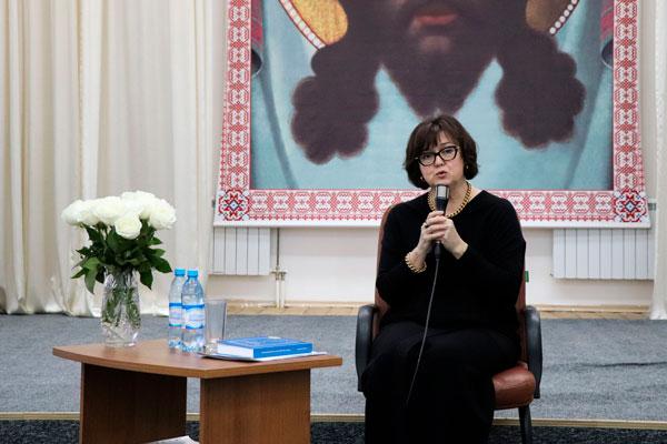 Сотрудники УФСИН приняли участие в семинаре, проведенном известным российским христианским психологом