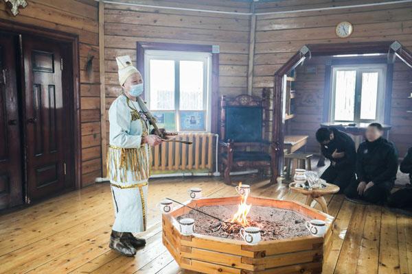 В учреждениях УФСИН организованы мероприятия в рамках всероссийской недели межрелигиозного диалога